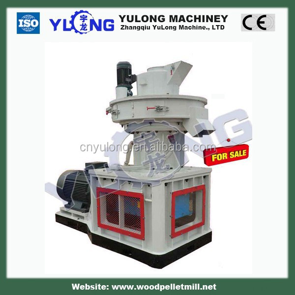 6mm Din + Pine Wood Pellets Making Machine with SGS,CE,ISO Certificate