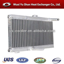 chinese manufacturer of hot sale and high performance customizable aluminum truck radiator with cap