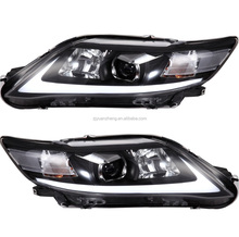 Led Auto Lamps and Custom Car Light with Led Car Headlight Kit for Camry 2009-2011