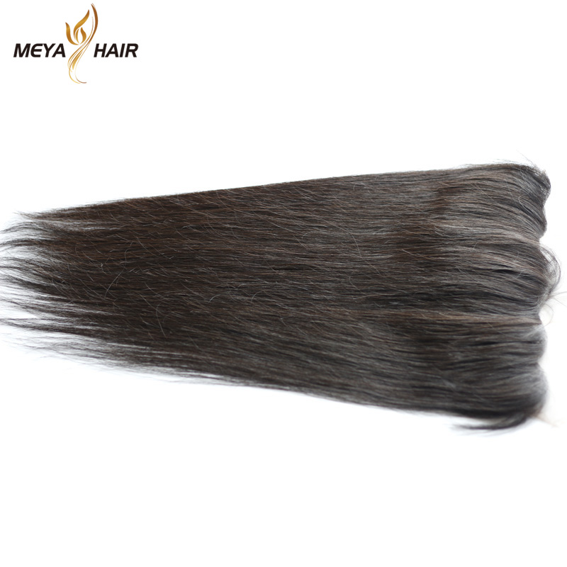China factory hair products 2017 Great goods dropshipping virgin Peruvian 13x4 Straight hair