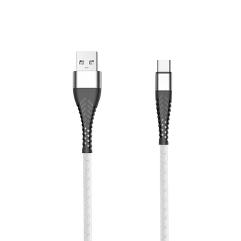 2019 New USB TYPE C Premium Nylon Braided Mobile Phone Fast Charging Data Cable