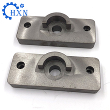 Ggg40 gray iron pump parts sand casting pump body
