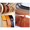 Furniture Decorative Wood Grain PVC Edge