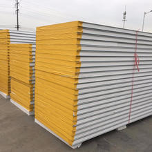 insulated EPS sandwich exterior wall sandwich panel