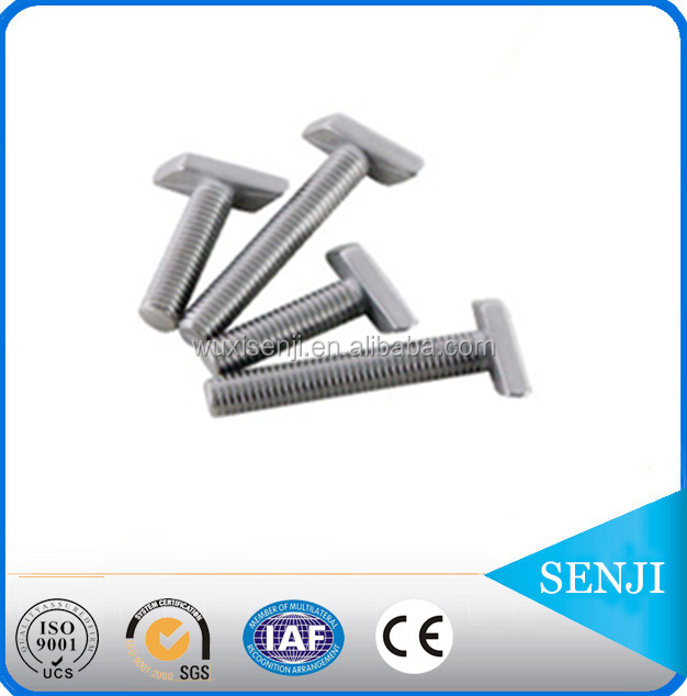 high quality din 261 t head bolt