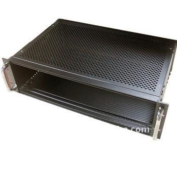 OEM rack fixable mesh box