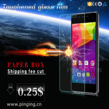 best sellers 9h 0.3mm tempered glass screen protector for BLU R1 Plus mobile phone