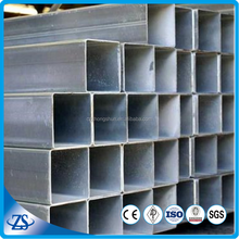 WT 2MM 50X50MM ASTM A500 G.I SQUARE HOLLOW SECTION WITH LOW PRICE MADE IN CHINA