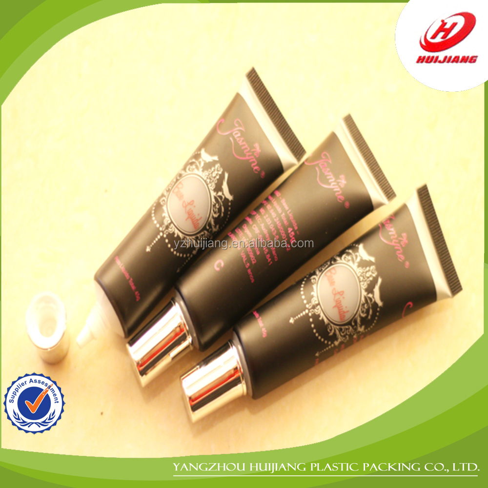 2016 Hot Sale Low Price Plastic Packaging , small volume cosmetic tube