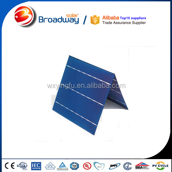 China supply polycrystalline solar cell 25w solar panel for solar panel system home