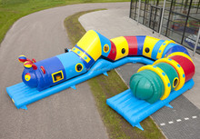 2016 inflatable tunnel bouncer combo, inflatable mini combo jumper
