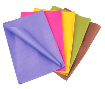 Multi Colored Resistant Ribbed Kraft Paper TR003