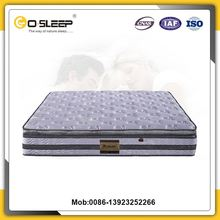 Famous brand luxury china firm american standard 5 star hotel natural latex mattress