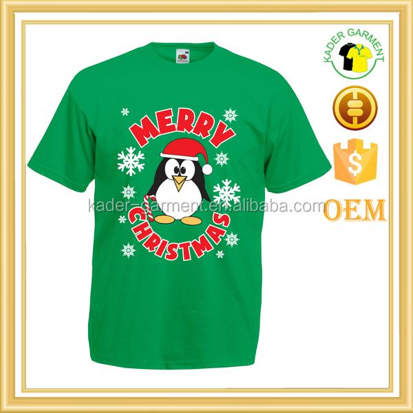 Christmas gift t shirts cheap 100 cotton christmas t shirt for Order t shirts online cheap