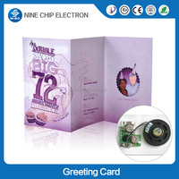 IC sound chips for 123 christmas greeting card,sound chip for toy