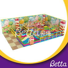 Commercial playground kids plastic indoor equipment