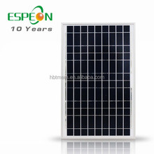Monocrystallin and poly 10w 30w 50w 100w small solar panel system kit solar pv system