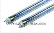 high quality fluorescent emergency light 2012 hot price red sexy V shape TUV ROHS T8 tube