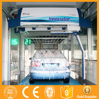 Multifunctional automatic touch free washer and dryer for car with CE IT962