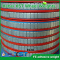 steel fe adhesive wheel weight in roll