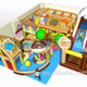 Candy Themed Children Park Toddler Soft Playground Equipment