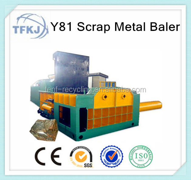 Y81T-3150 Customized Automatic Hydraulic Used <strong>Scrap</strong> Metal Baler for sale (Good Price)