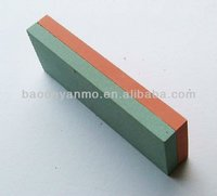 combination sharpening block for knife