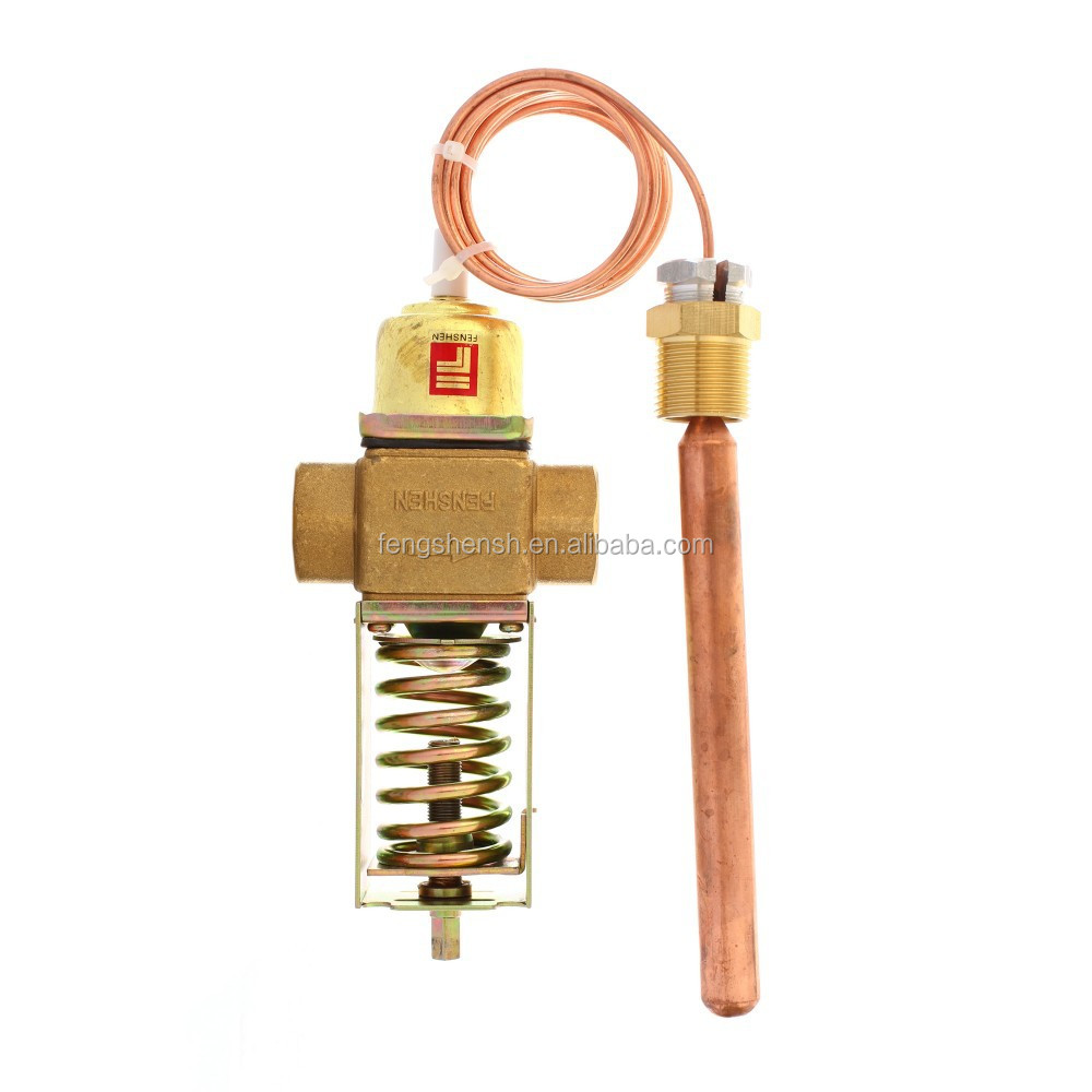 Auto Temperature controlled water valves