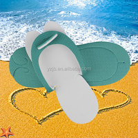 EVA Outsole Material and Family Outdoor Hotel Use Beach Slippers