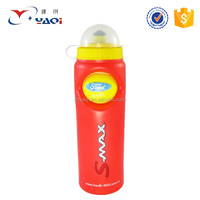 We take customers as our Gods sport custom plastic drinking bottle