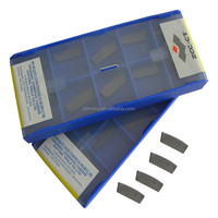 WNMG 080404 -EF YBG205 zcc Turning Inserts wnmg080404 cnc cutting tool Suitable for Stainless Steel