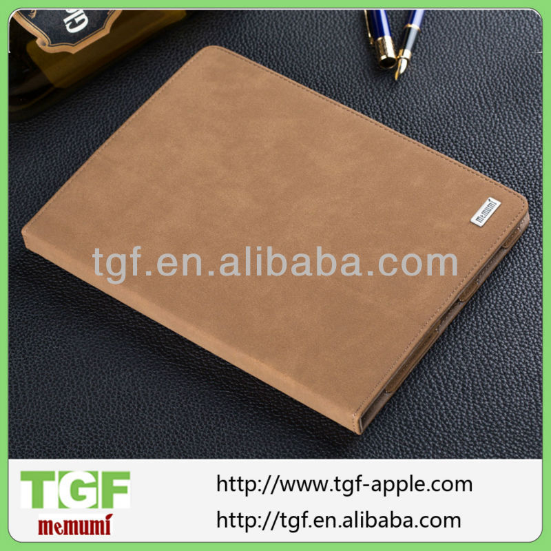 Fashion leather case for ipad mini