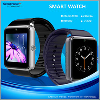 Smart Watch Android Phones For Samsung Smartwatch GT08 With Bluetooth And NFC