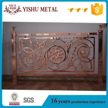 factory direct supply hand rail aluminum handrail for stairs aluminum handrail
