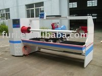 FR-1300C Automatic machine for cutting polyethylene rolls/pe film roll slitting machine