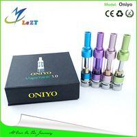 2014 Alibaba hot sell atomizer Oniyo with low electronic cigarette price