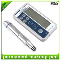 2017 Flagship! Wholesale Professional Digital Eyebrow/Lip Tattoo Permanent Makeup Machine/Pen