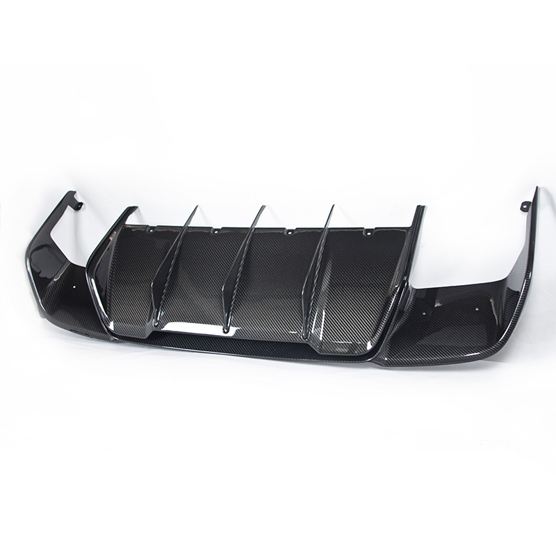 Custom High End Upscale Carbon Fiber Reinforced Polymer Car Parts