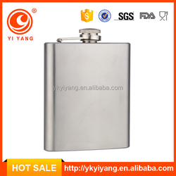 factory best price stainless steel hip flask