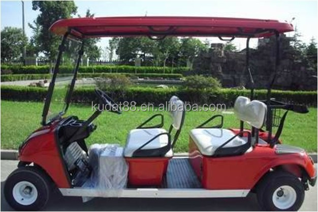 china mini electric golf car for hot sale (4 seaters golf cart ,battery 6v 216ah*4 or 8v 170ah*4)