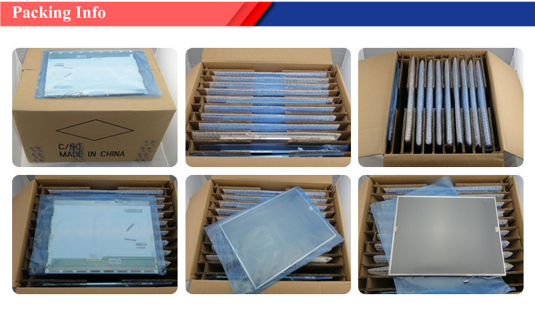 TOP Laptop Screen Supplier for 14.0 LED 40PIN LTN140AT26 N140BGE-L42 B140XW01 LP140WH4 HB140WX1-100