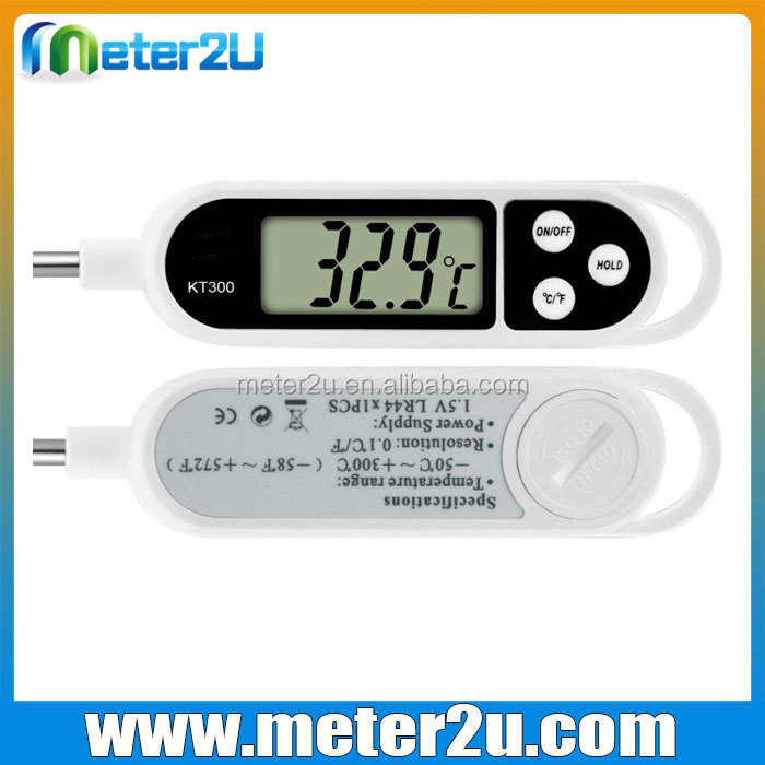 Factory price digital portable milk testing equipment/pocket meat thermometer