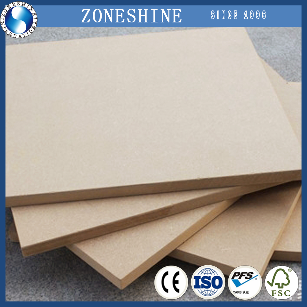 common grade E1 melamine MDF