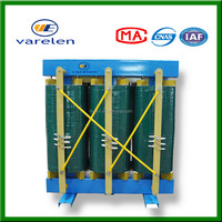 1500 kva dry type power transformer
