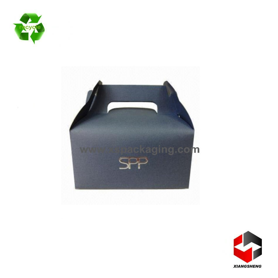 cheap luxury custom design cardboard box food