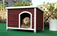 Wooden Dog Kennel Wholesale Dog House Models