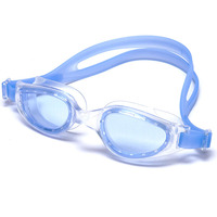 Wholesale Fashionable Anti-fog UV Protect TPR Swimming Goggles