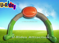 outdoor decoration inflatable arch