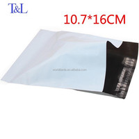10.7x16+4cm Factory express delivery used plastic bag plastic poly mailers in stock