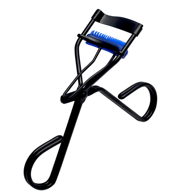 A6 Black Eyelash Curler with Eyelash Comb